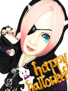Happy Halloween from Koichi by Rin1115
