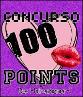 CONCURSO 100 POINTS by YuliiEditiions