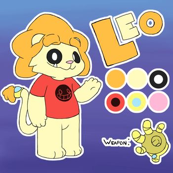 New Leo by LeoTheLionel