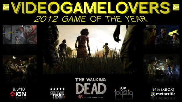 Videogamelovers Game of the Year ~ 2012 by abandonX