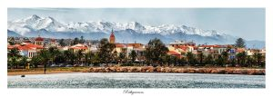 Rethymnon Harbour Pano by calimer00