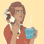 Cats and Coffee by Nemo-7