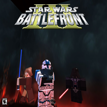 Battlefront 3 Cover Icon by Monball5
