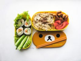 bento 8! by Mirrelley