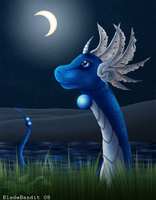 Dragonair by bladebandit