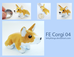 FE Corgi 04 - Guilty Puppy - SOLD by Bittythings