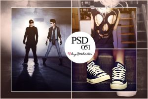 PSD 051 by OmgKltzEdition