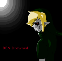BEN Drowned by allthecutethings