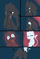 Bannett And Mew Comic by NiFaux