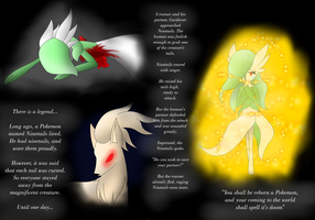 The Ninetales Legend by Libra-Dragoness