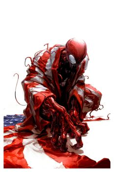 Carnage U.S.A. #1 by 7MoonLight7