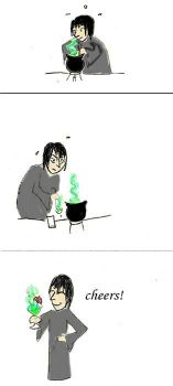 Snape's cocktail by madperson42