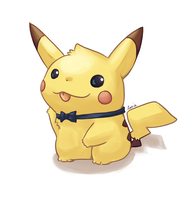 Fancy Pikachu by Rejuvenesce
