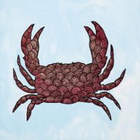 Le Crabby Crab by MulgaTheArtist
