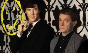 Sherlock and John by NicolaMichelle
