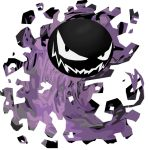 092 - Gastly by Fire-Mask