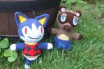 Rover and Tom Nook-Animal Crossing by bandotaku