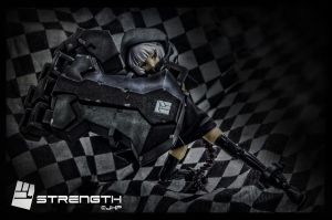 Strength Figma by JayHedgePhotography