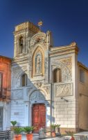 Church in Pizzo - HDR by yoctox