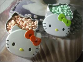 Hello Kitty Sweets by seasonscall