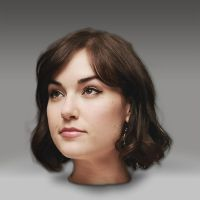 Sasha Grey's Head by SpawnVII