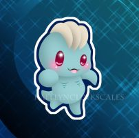 Machop by Clinkorz