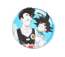 Dragon Ball Z Metal Tazo Collection (Colour) 2 by Teage-Dunsten