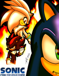 SONIC The Hedgehog '06 by Nomad-The-Hedgehog