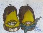 Pearssian Andor and Jyn Pearso by MayTheForceBeWithYou