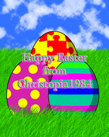 Happy Easter 2012 by Christopia1984