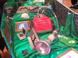 Luigi's Mansion Dark Moon at Nintendo World 33 by MarioSimpson1