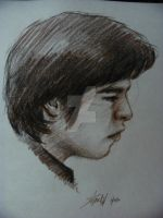 Quick chris draw by ahernandez10