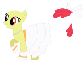 Wedding Apple Bloom by SelenaEde