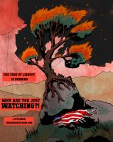 The Tree of Liberty '17 by Sighter