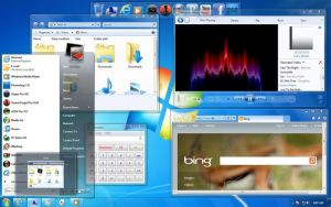 Windows 7 Theme for Vista by IIBuRsTz