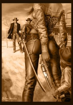 gunfighters by SBraithwaite