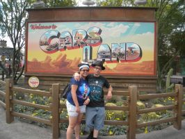 California Adventure Double Belate Birthdays 6 by 2sisters34