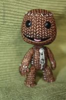 Sackboy by claremanson