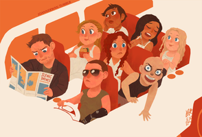 Fury Road Trip by CantonKid