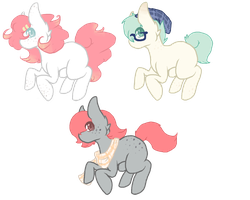 [7-9] Freckled babs by PleasantPastel