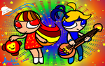Groovy Love by Asukki-chan