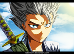 Hitsugaya Toshiro  - Bleach by Labeeb11