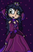 Evil little Princess Willy by PowderPuffBunny