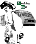Breaking Bad 6 Layer Stencil by bschon