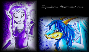 ACEO2 by Kyuubreon