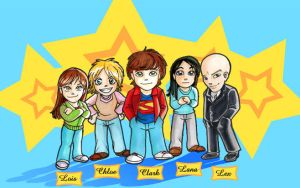 Small smallville by Ermy