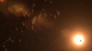 Project Universe: Asteroid Field! by Archange1Michael