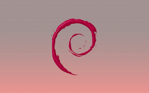 Pink Debian by GypsyH