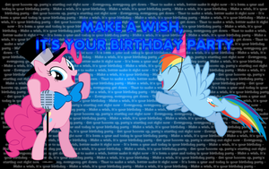 Make a Wish wallpaper by Ahsokafan100