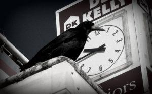 The Crow And the Time of Death by EidanNoon